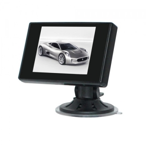 3.5''rearview monitor