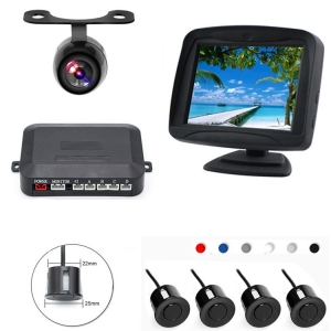 3.5inch car rearview monitor