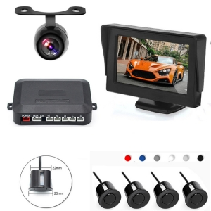 4.3inch car rearview monitor