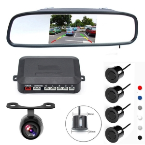 4.3inch rearview mirror monitor