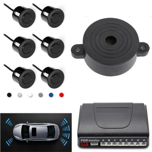 6 sensors buzzer