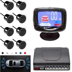 8 sensors LCD