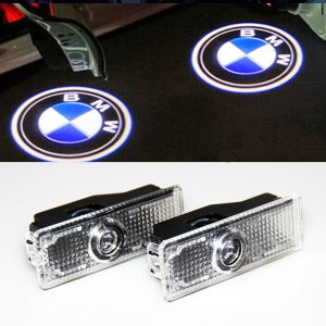 Car logo light for BMW