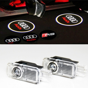 Car logo light for AUDI