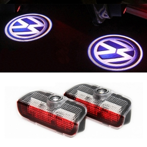 Car logo light for VW