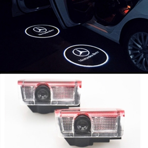 Car logo light for Benz