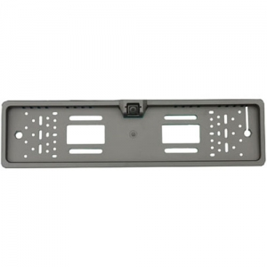Licence plate frame Camer